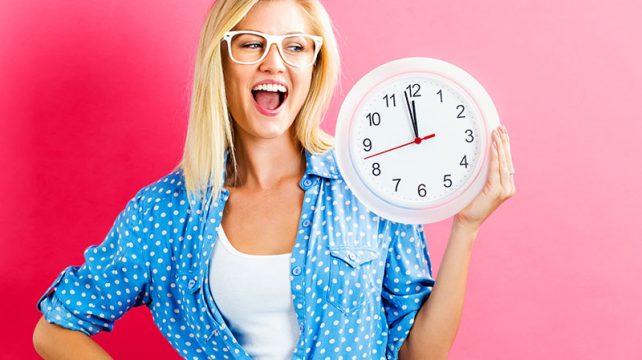 Life Hack - Managing Short Bursts of Time